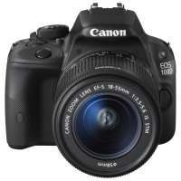 Фотокамера Canon EOS 100D EF-S 18-55 IS STM Kit