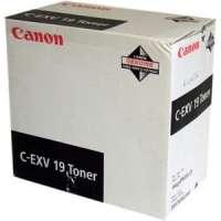 Картридж Canon TONER  C-EXV19 BLACK EUR  (0397B002)
