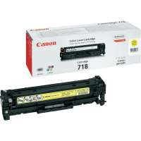 Картридж CANON CARTRIDGE CRG 718 YELLOW (2.9000 pgs, 5%) (2659B002)