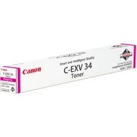 Картридж Canon TONER C-EXV34 MAGENTA (3784B002)