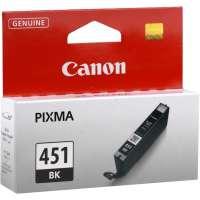 Картридж CANON CARTRIDGE CLI-451 B (6523B001)