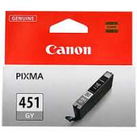 Картридж CANON CARTRIDGE CLI-451 GY (6527B001)