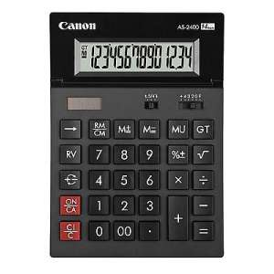 Калькулятор  CANON AS-2400 (4585B001)