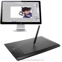 "Graphics Planşet  HUION 1060 Pro+ 10"" (1060 Pro+)"