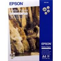 Бумага EPSON MATTER PAPER-HEAVYWEIGHT A4 (C13S041256)
