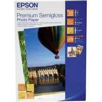 Paper EPSON Premium Semigloss Photo Paper (10x15) 50 sheets (C13S041765)