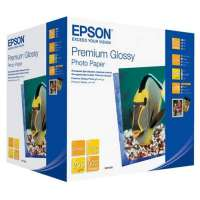 Бумага EPSON Premium Glossy Photo Paper 10x15 500 sheets (C13S041826)