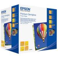 Бумага EPSON PREMIUM SEMIGLOSS PHOTO PAPER 10x15 500 Sheets (C13S042200)