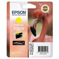 Картридж EPSON CARTRIDGE ULTRA CHROME HIGLOSS2INK FOR R1900 YELLOW (C13T08744010)