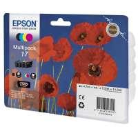 Картридж EPSON CARTRIDGE XP33/203/303 (Claria Home 17) 4clr MP (C13T17064A10)