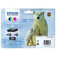 Картридж EPSON CARTRIDGE XP600/7/8 multipack (C13T26164010)