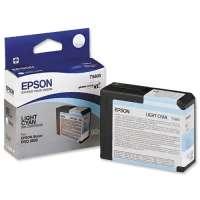 Картридж EPSON STYLUS PRO 3800 INK CARTRIDGE  980ml) LIGHT CYAN (C13T580500)