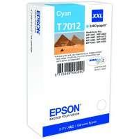 Картридж Epson WP 4000/4500 Series Ink XXL Cartridge Cyan 3.4k (C13T70124010)