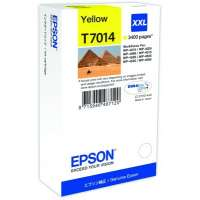 Картридж Epson WP 4000/4500 Series Ink XXL Cartridge Yellow 3.4k (C13T70144010)