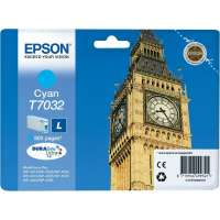 Картридж Epson WP 4000/4500 Series Ink L Cartridge Cyan 0.8k (C13T70324010)