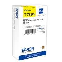 Картридж Epson WF-5xxx Series Ink Cartridge XXL Yellow (C13T789440)