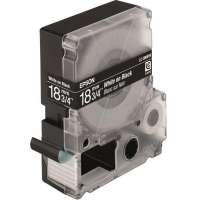 Картридж Epson Tape - LC5BWV9 Vivid Wh/blk 18/9 (C53S626412)