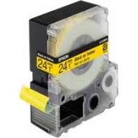 Картридж Epson Tape - LC6YBP9 Pastel Blk/Yell 24/9 (C53S627401)