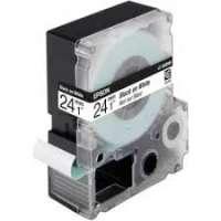 Картридж Epson Tape - LC6WBN9 Std Blk/Wht 24/9 (C53S627402)