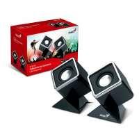 Колонки Genius SP-D150, 4W, USB powered, volume control, black (31731032100)