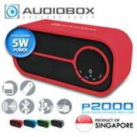 Колонки AUDIOBOX (P2000-BTMI)