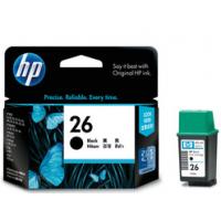 HP Картридж № 26 51626A (черный)