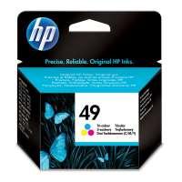 HP Картридж № 49 51649A 22.8ml (цветной)