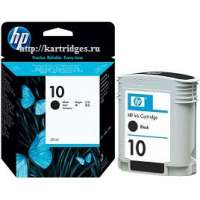 HP Картридж № 10 C4844A