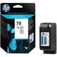 HP Картридж № 78 C6578D 19ml (цветной)