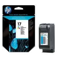 HP Картридж № 17 C6625A (цветной)