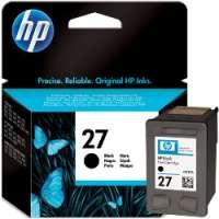 HP Картридж № 27 C8727AE (черный)
