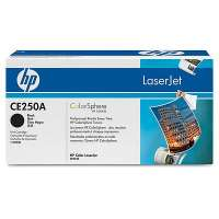 Тонер-картридж HP CE250a (черный) (504A)