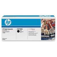 Тонер-картридж HP CE740a (черный) 307A