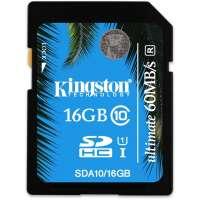 Карта памяти (SD) 16GB SDHC Class 10 UHS-I Ultimate Flash Card (SDA10/16GB)