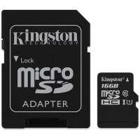Карта памяти (SD) 16GB microSDHC Class 10 Flash Card (SDC10/16GB)