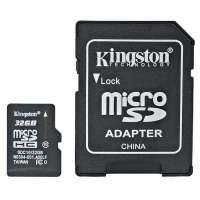 Карта памяти (SD) 32GB microSDHC Class 10 Flash Card (SDC10/32GB)