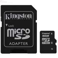 Карта памяти (SD) 16GB microSDHC Class 4 Flash Card (SDC4/16GB)