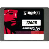 Твердотельный накопитель (SSD) 120GB SSDNow V300 SATA 3 2.5 (7mm height) Desktop Bundle Kit (SV300S3D7/120G)
