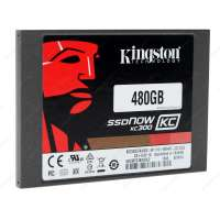 Твердотельный накопитель (SSD) 480GB SSDNow V300 SATA 3 2.5 (7mm height) Notebook Bundle Kit w/Adapter (SV300S3N7A/480G)