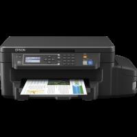 Принтер Epson L605 A4 Color All-in-One СНПЧ