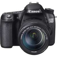 Фотоаппарат Canon EOS 70D EF-S 18-135 IS STM kit