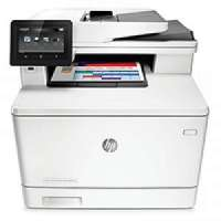 Принтер HP LaserJet Color MFP M377dw Printer (M5H23A) Wi-Fi