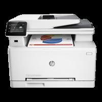 Принтер HP Color LaserJet Pro MFP M277dw A4 (B3Q11A)