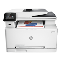 Принтер HP Color LaserJet Pro MFP M274n A4 (M6D61A)