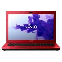 Ноутбук Sony VAIO VPC-SB31FX/R Core i5 red