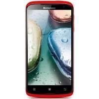 Мобильный телефон Lenovo IdeaPhone S820 Dual Sim (red)