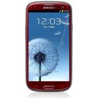 Смартфон Samsung GALAXY S3 (GT-I9300) 32 GB (red)