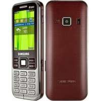 Мобильный телефон Samsung C3322 Dual Sim red