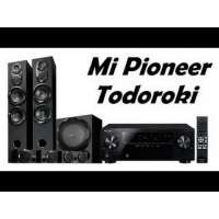 Home theatre Pioneer Todoroki MkII 5.1 Channel Home Theatre System (S-R88TB)
