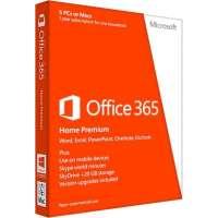 Əməliyyət sistemi Microsoft Office 365 Home Premium 32/64 Russian 5pk (6GQ-00177)